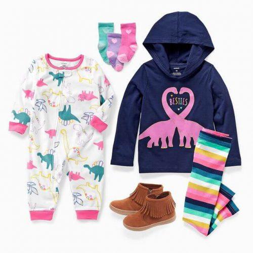 مدل لباس نوزادی دخترانه زمستانی