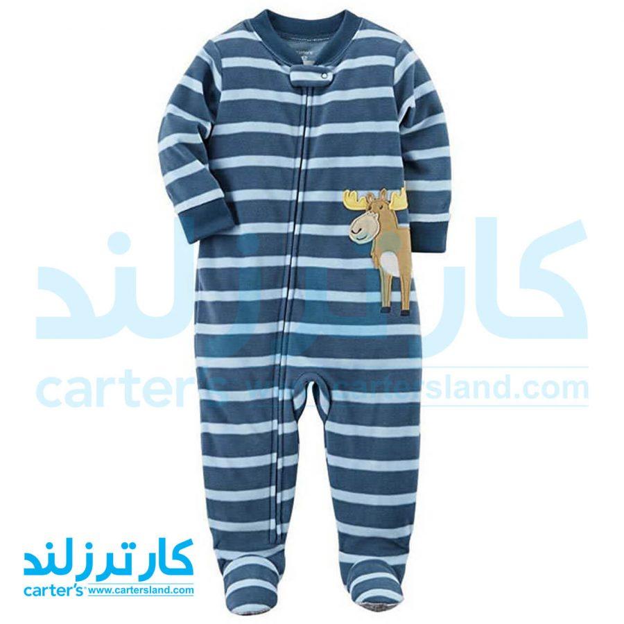 لباس پسرانه طرح گوزن شمالی کارترز کد 1340