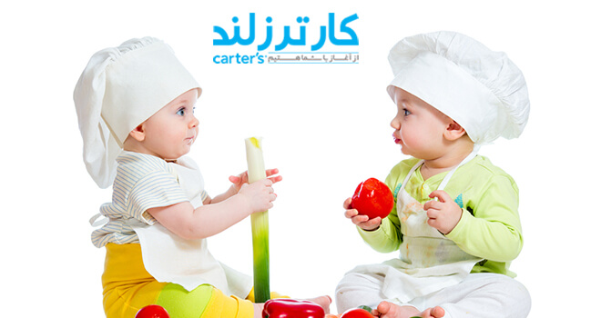غذای کودک 10 تا 12 ماهه