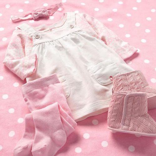 جدید ترین ست دخترانه لباس نوزادی