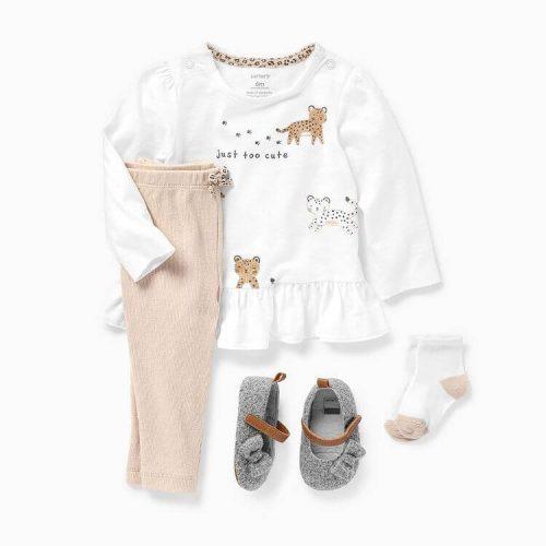 مدل شیک لباس نوزادی دخترانه