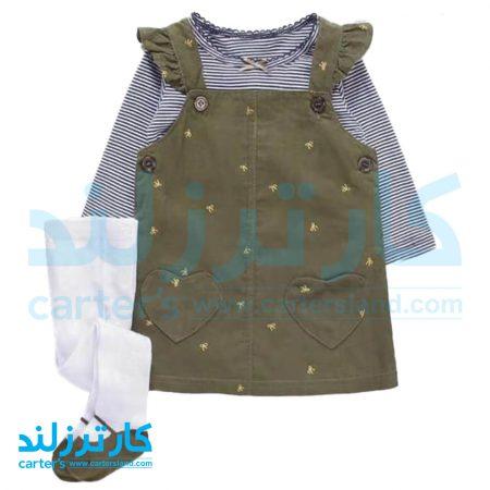 لباس نوزادی کارترز1376