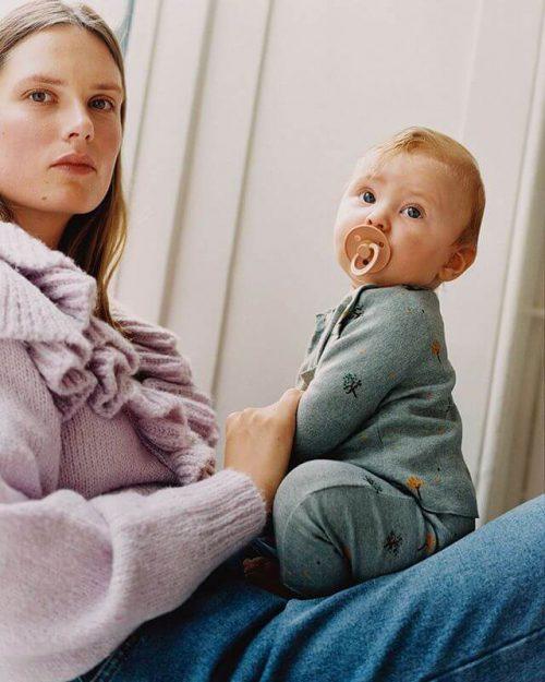 برند پوشاک نوزادی زارا
