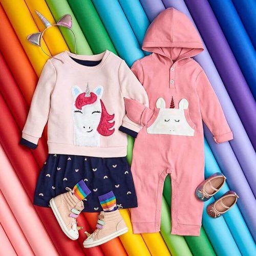 برند اولد ناوی، بهترین برند لباس نوزاد برای مهمانی
