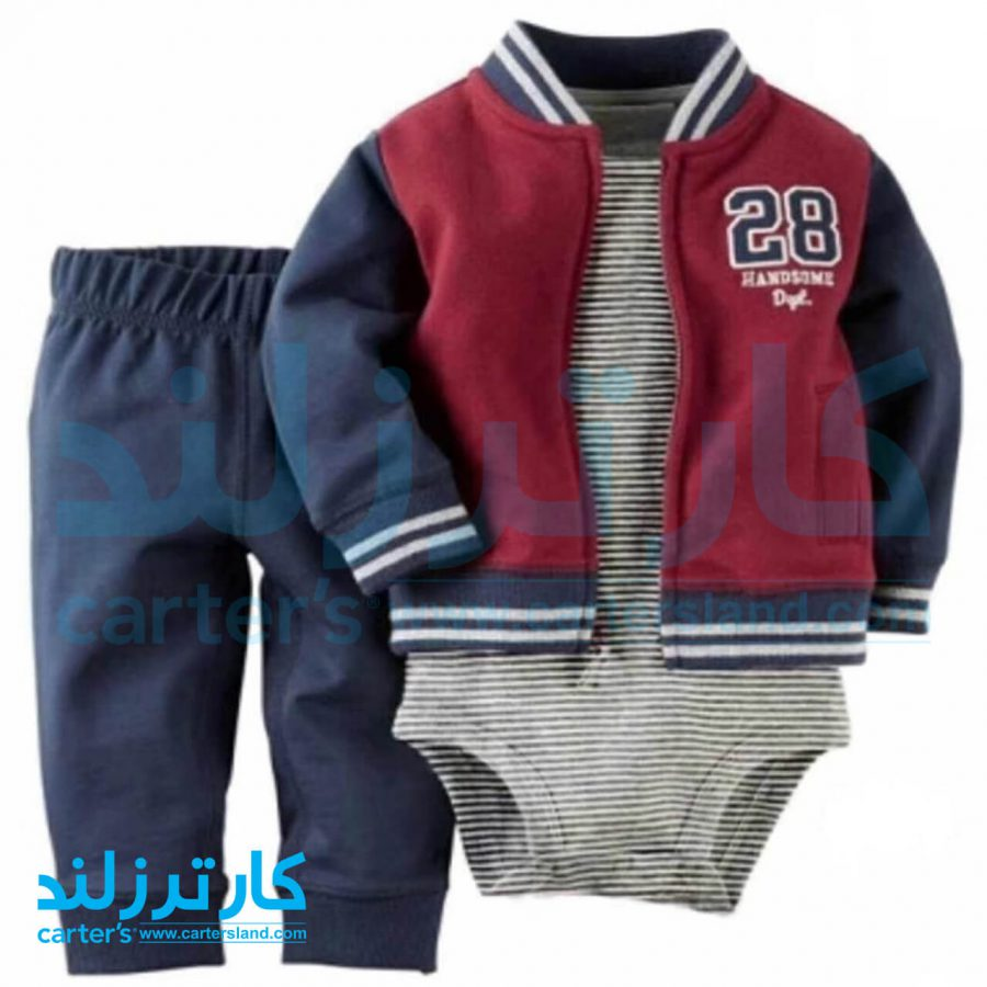 لباس بچگانه کارترز کد 795