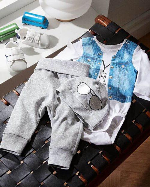 مارک h&m مخصوص پوشاک کودکان