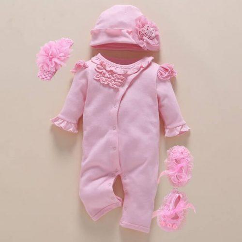مدل لباس نوزادی یک ماهه