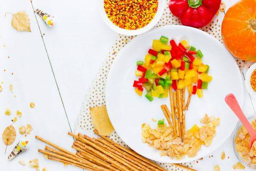 غذاهای حاوی ویتامین بالا برایکودکان