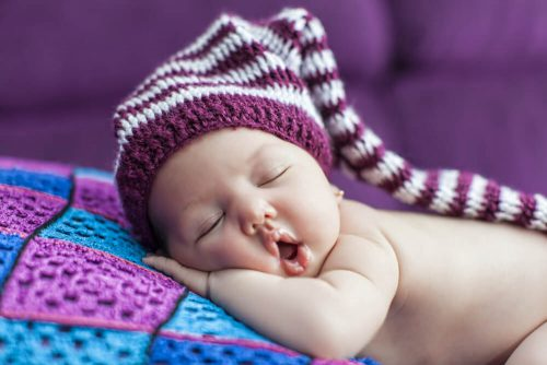 روش های خواباندن نوزاد بدخواب