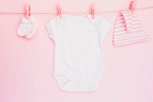 خرید لباس ساده برای نوزادان