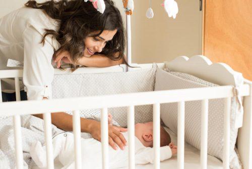 روش های عملی خواباندن نوزاد