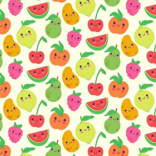 اهمیت میوه در غذای نوزاد هفت ماهه