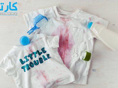 شستن لباس نوزاد