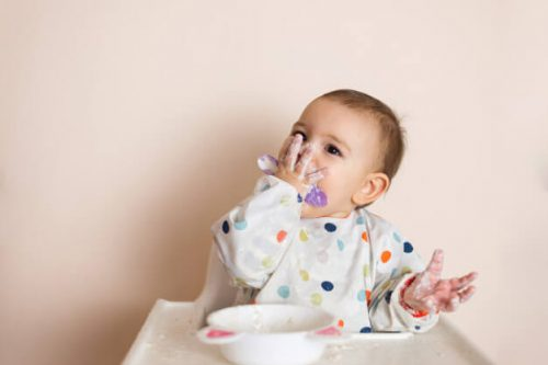 baby-Led weaning یعنی چی؟