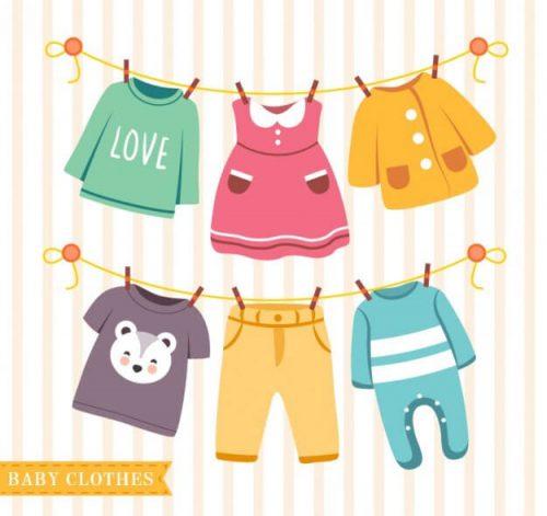 جنس لباس نوزادی