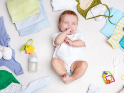 راهنمای جامع خرید لباس نوزادی