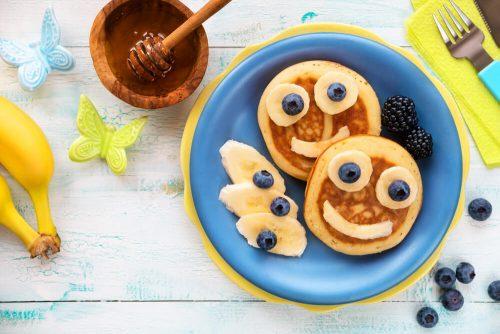 غذای خوشمزه برای کودک